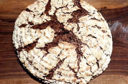 Mit Marika Bange Brot backen