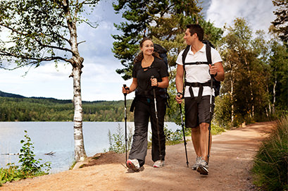 Nordic Walking Kurse bei Sana e Salva