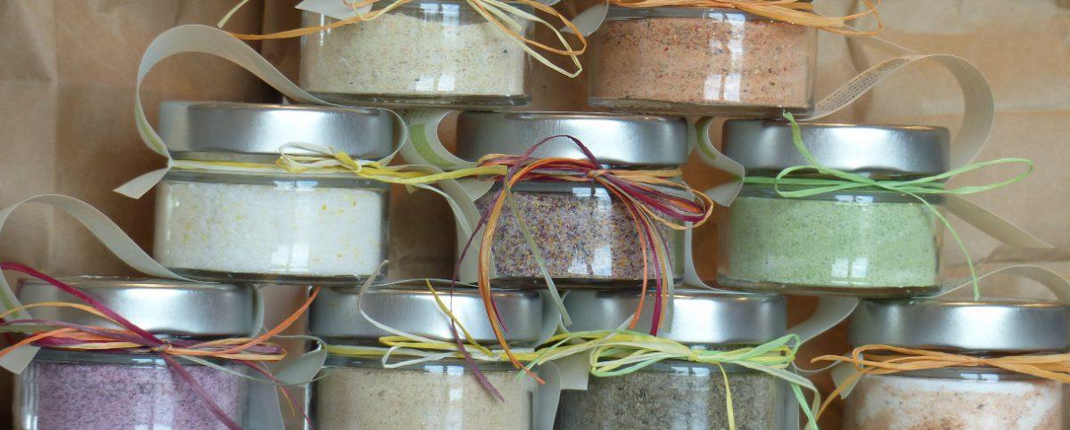 Gourmet Salze von Sana e Salva