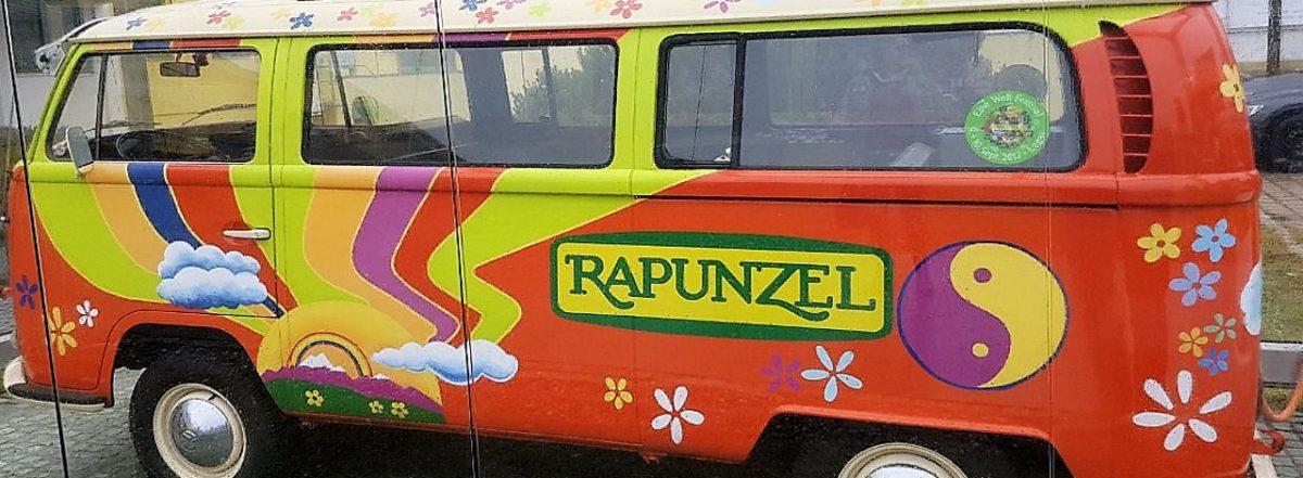 Rapunzel Sana e Salva