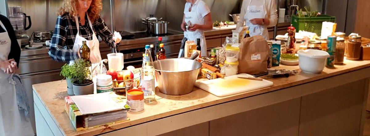 Kochevent bei Simplicity AG Sana e Salva
