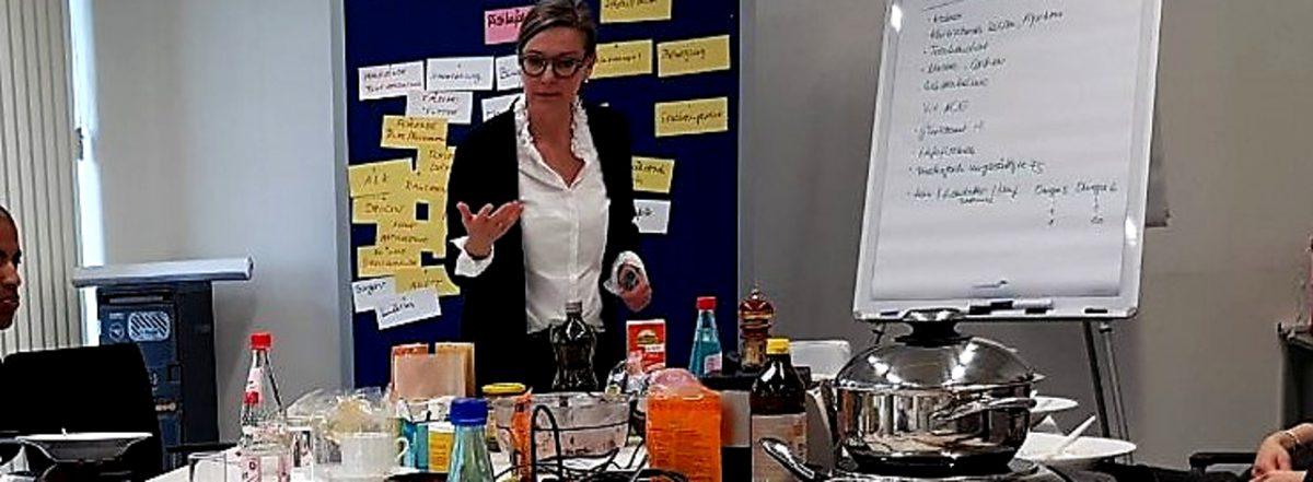 "Firmen Workshop ""Brainfood"""