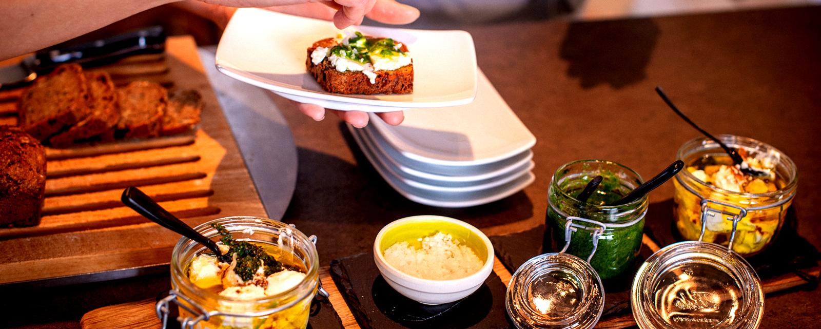 vegetarische Kochschule Sana e Salva