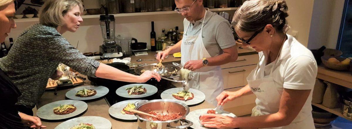 rotarisches Kochevent Sana e Salva