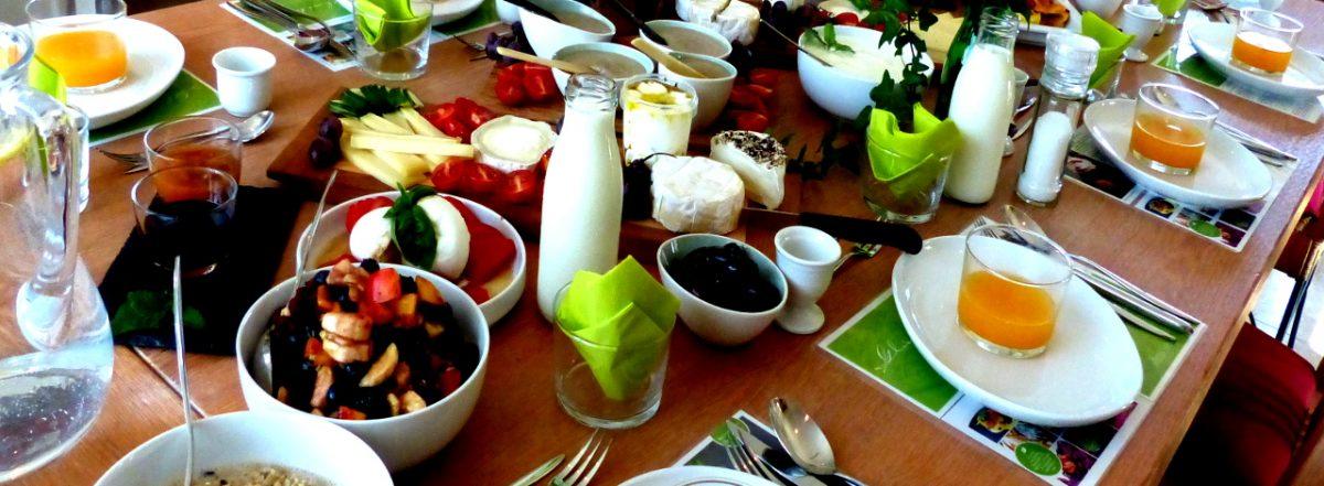 Frühstück Sana e Salva