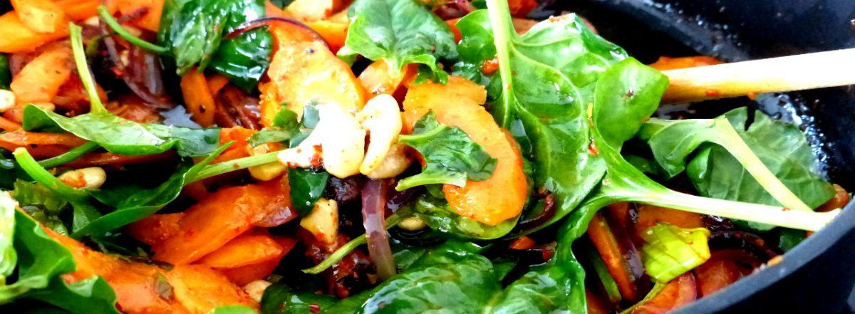 orientalischer Salat Sana e Salva
